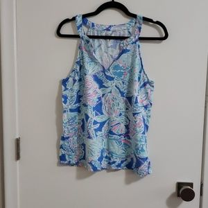 Lilly Pulitzer Arya top